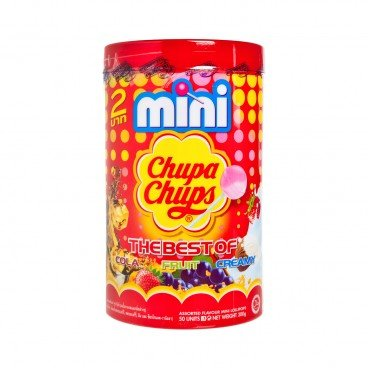 CHUPA CHUPS - Mini Best Of Tube - 50'S