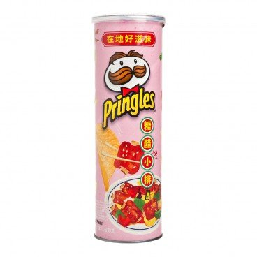 PRINGLES Chips taiwanese Style Sweet Sour Beef 110G
