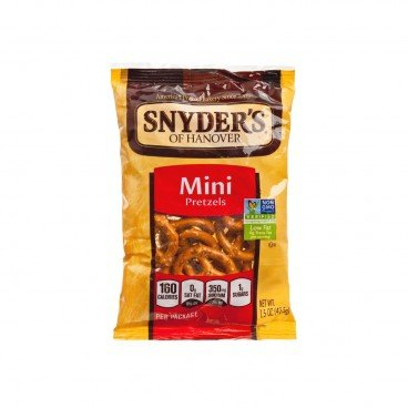 SNYDER'S - Mini Pretzel - 1.5OZ