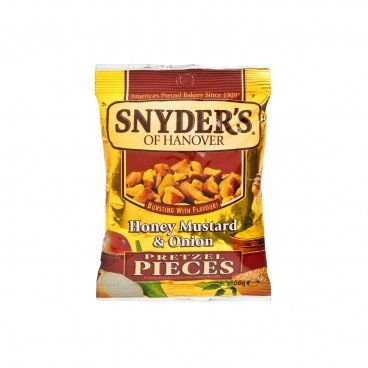 SNYDER'S - Cracker honey Mustard Onion - 2OZ