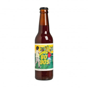 LION ROCK - 80 90 s Honey Ale - 330ML