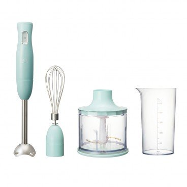 BRUNO Multi stick Blender blue Grey PC