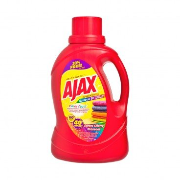 AJAX Rainbow 3 d Colorvault Liquid Laundry 1.77L