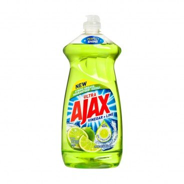 AJAX Ultra Dish Wash Lime 828ML