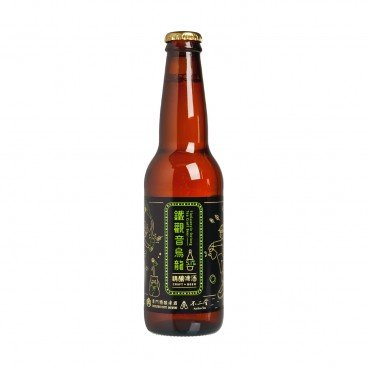ZHANG MEN BREWING - Tieguanying And Oolong Craft Beer - 330ML