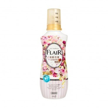 KAO FLAIR - Fragrance New Beads Softener gentle Bouquet - 570ML