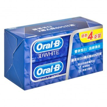 ORAL B Tp 3 dw Lime Mint 120GX4