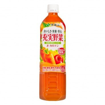 ITOEN - Vegetable Juice - 930ML