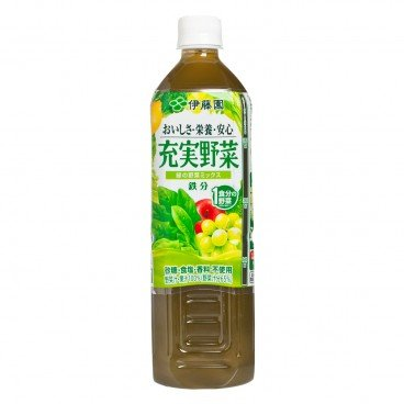 ITOEN - Green Vegetable Juice - 930ML