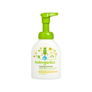 BABYGANICS Foam Hand Soap Cv 236ML