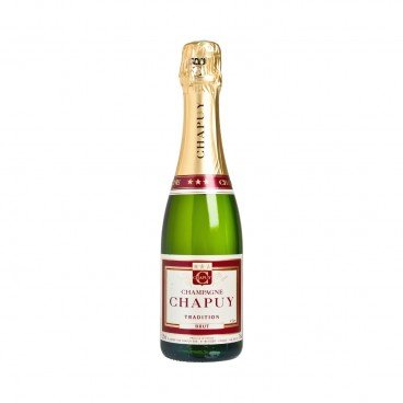 CHAMPAGNE CHAPUY 香檳-BRUT TRADITION 375ML