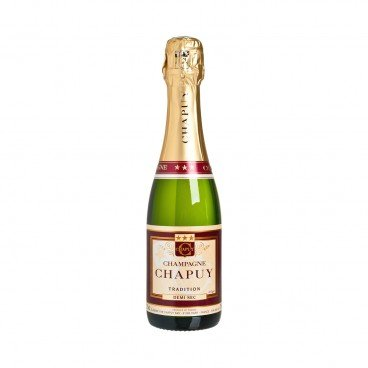 CHAMPAGNE CHAPUY - 香檳-DEMI SEC TRADITION - 375ML