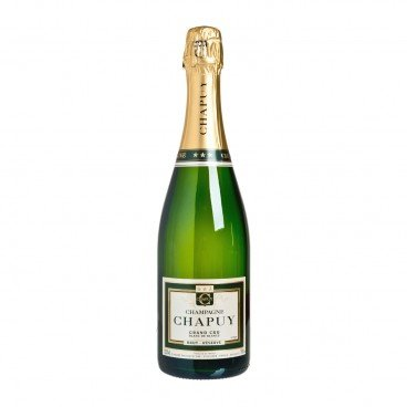 CHAMPAGNE CHAPUY 香檳-BRUT RESERVE BLANC DE BLANCS GRAND CRU 750ML