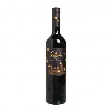 LA LOCOMOTORA 窖藏-RESERVA LIMITADA 750ML