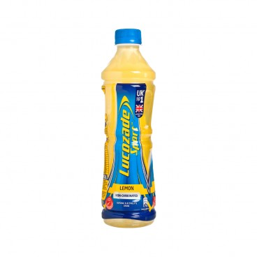 LUCOZADE - Sport Lemon - 450ML