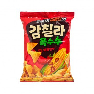 LOTTE Corn Chips mild Spicy 65G