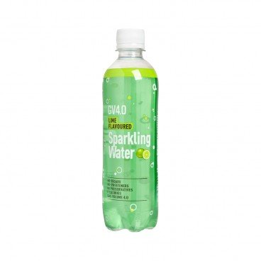 MEKO Gv 4 0 Sparkling Water Lime Flavour 430ML