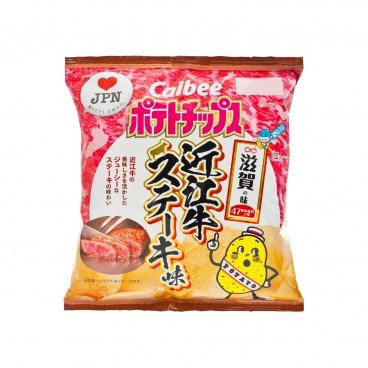 CALBEE Potato Chips beef 55G