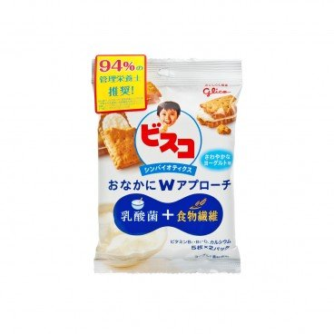GLICO - Biscuits yogurt - 10'S