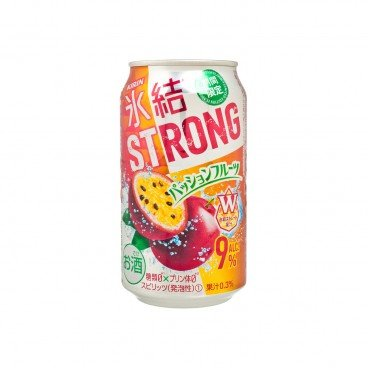 KIRIN - Fruit Beer passion Fruits - 350ML