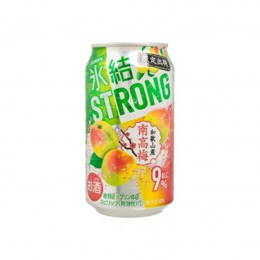 KIRIN - Fruit Beer nankou Ume - 350ML