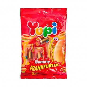 YUPI Gummi Candy hot Dog 96G