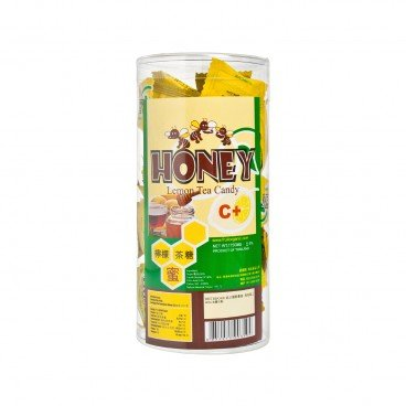 HONEY - Candy honey Lemon Tea - 175G