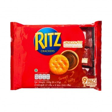 RITZ - Chocolate Sandwich - 243G
