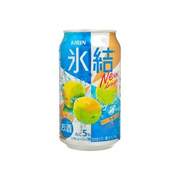 KIRIN - Fruit Beer ume - 350ML