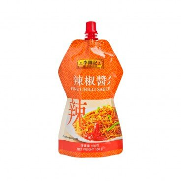 LEE KUM KEE Cheer Pack fine Chilli Sauce 160G