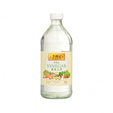 LEE KUM KEE - White Vinegar - 473ML