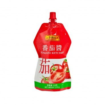 LEE KUM KEE Cheer Pack tomoto Ketchup 210G