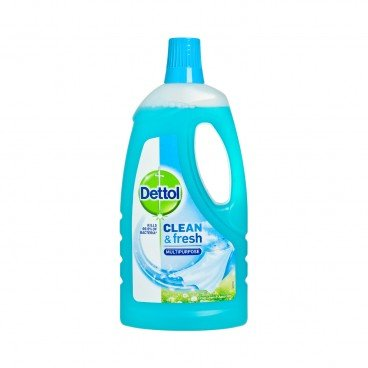 DETTOL(PARALLEL IMPORT) - Floor Cleaner Crisp Linen Aqua Sky - 1L
