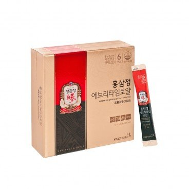 CHEONG KWAN JANG - Everytime Royal Red Ginseng Extract - 10MLX30