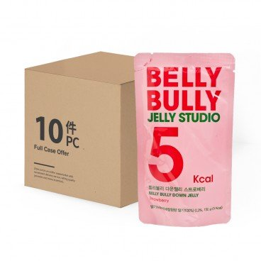 BELLY BULLY Jelly Strawberry 10 pc 150GX10