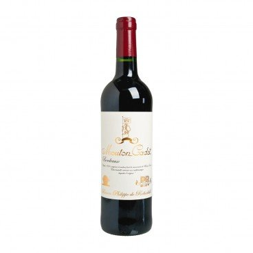 B.P.R. MOUTON CADET Edition Vintage 750ML