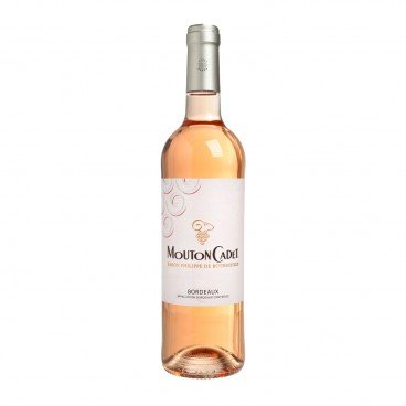 B.P.R. MOUTON CADET Rose 750ML