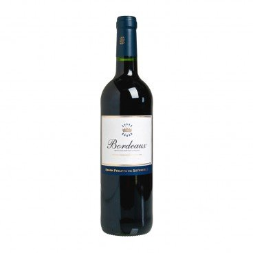 B.P.R. MOUTON CADET Bordeaux Rouge 750ML
