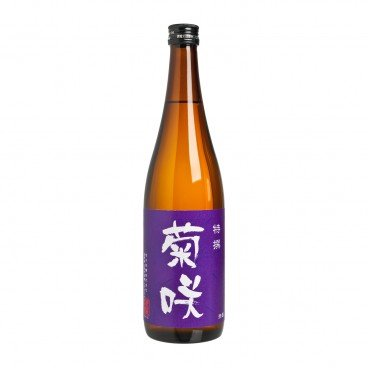 KIKUSAKI - Tokusen Purple - 720ML