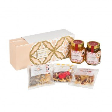 JAM STORY Maf Gift Set Set A jam fruit Tea SET