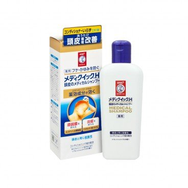 MENTHOLATUM Japan Scalp Eczema Shampoo 200ML
