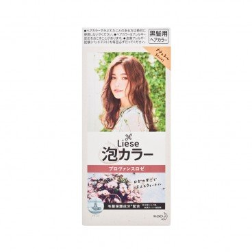 KAO - Liese Foam Hair Color provence Rose - 1'S