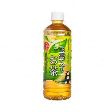 POKKASAPPORO - Refined Green Tea - 600ML