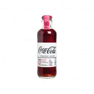 COCA-COLA - Signature Mixers spicy Notes - 200ML