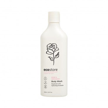 ECOSTORE - Body Wash Rose Geranium - 400ML