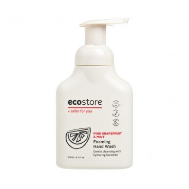ECOSTORE - Hand Wash Foam Pump Grapefruit Mint - 250ML