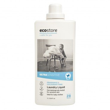 ECOSTORE(PARALLEL IMPORT) - Laundry Liquid Fragrance Free - 1L