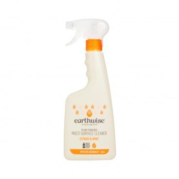 EARTHWISE - Multi surface Cleaner Citrus Mint - 500ML