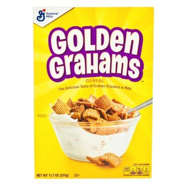 GENERAL MILLS - Golden Grahams Breakfast Cereal - 311G