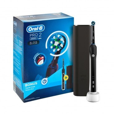 ORAL B - Pro 2500 Power Brush black - PC